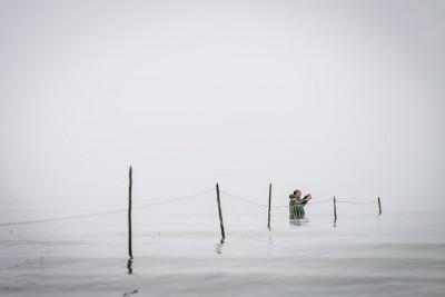 Tiek medīts Kaspijas jūras lielais loms. Chalus.