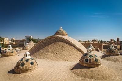 Sultan Amir Bath, Kashan.