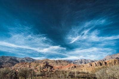 Abyaneh ciemats ir UNESCO mantojuma sarakstā. Sens gan.