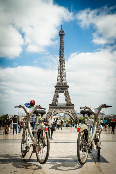 Manuprāt, viens no labākajiem un lētākajiem veidiem, kā interesantā spēles veidā iepazīt Parīzi - ar nomas ričukiem, kas var izmaksāt ne vairāk par 4EUR! Parīze.