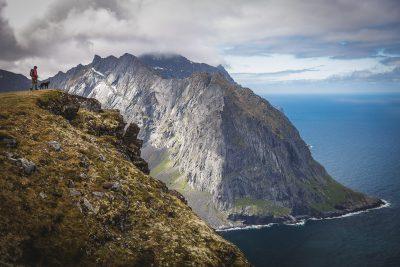 Katram savu īstenāko, uzticamāko un labāko ceļabiedru! Norvēģija, Lofotu salas.