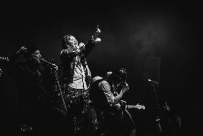 "Gogol Bordello koncerts ""Seekers and finders"", 2018. Palladium koncertzāle, Rīga."