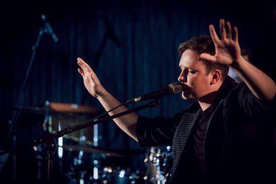 Grupa Sigma albuma Mitoloģijas koncerts, 2018. Rīga.