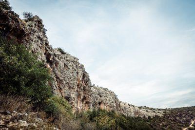 Izraēlas persepktīvākais un visvairāk attīstītais kāpšanas sektors. Izraēla, Gita.