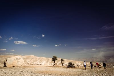 Tuksnešainie kalni un to šarms. Palestīna, Rietumkrasts.