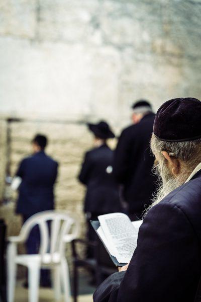 Ebrejs. Izraēla, Jeruzaleme.