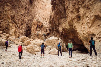 Te nu tas ir!  Izraēla, Wadi Darga.