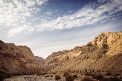 Izraēla, Wadi Darga.