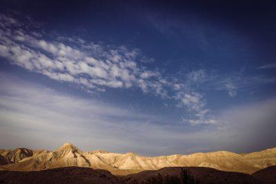 Kalni. Izraēla, Wadi Darga.