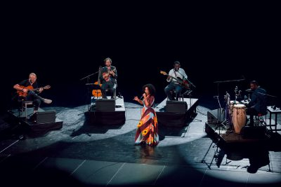 Nancy Vieira koncerts Rīgā, 2018. VEF Kultūras pils.
