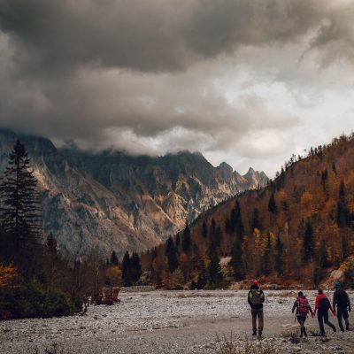 Albānija – Valbones ielejas nacionālais parks
