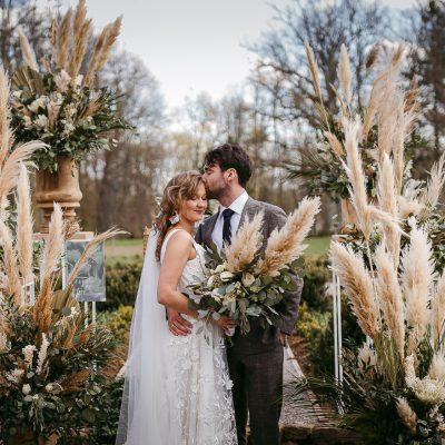 Pavasara kāzas Liepupes muižā